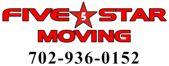 Five Star Moving Las Vegas